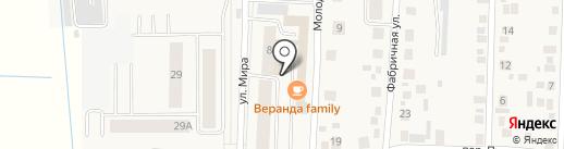 Веранда family на карте Боровского