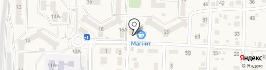 КомпьютерОК на карте Боровского