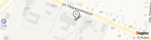 Магазин ритуальных товаров на карте Боровского