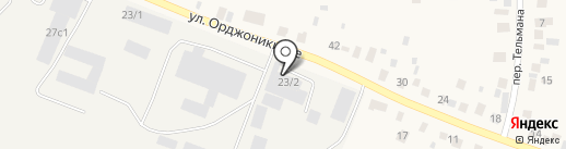 Абсолют экспресс на карте Боровского