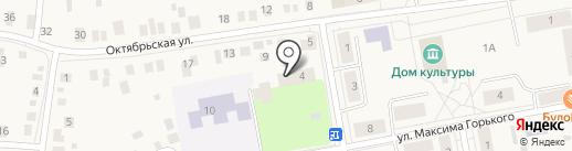 ДЮСШ Тюменского муниципального района на карте Боровского