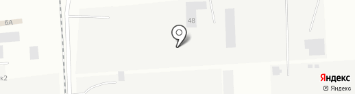 Бетон Express на карте Тюмени