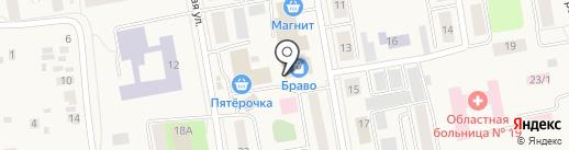 Фармакопейка на карте Боровского