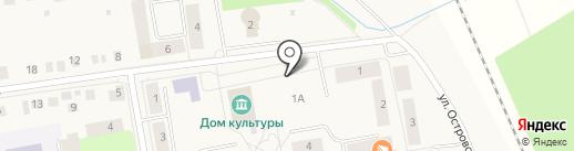 ЧЕМПИОН на карте Боровского