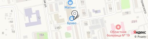 Tele2 на карте Боровского