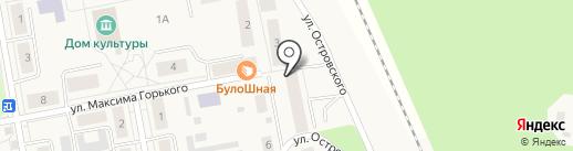 Мои документы на карте Боровского