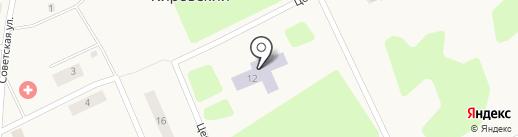 Родничок на карте Кировского