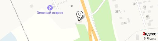 БаЛу на карте Боровского