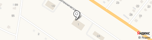 Агро-Инвест на карте Винзилей
