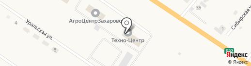 Техно-Центр на карте Винзилей
