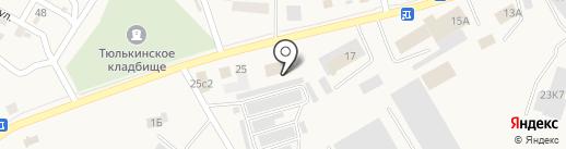 Новострой на карте Винзилей