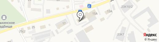 Банкомат, МДМ Банк на карте Винзилей