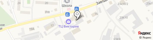 МегаФон на карте Винзилей