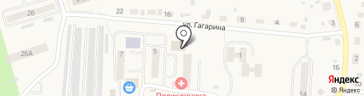 Терминал на карте Винзилей