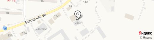 НПО ПРОМТЭКО на карте Винзилей