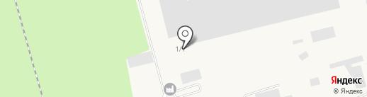 ВЗКСМ на карте Винзилей
