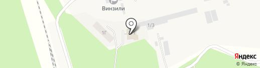СИЗО №4 на карте Винзилей