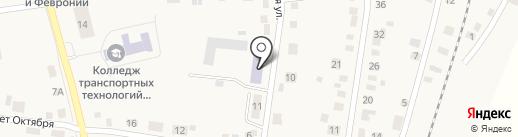 Незабудка на карте Винзилей