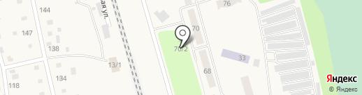Магазин по продаже цветов на карте Винзилей