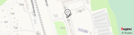 ВИТАЛ на карте Винзилей