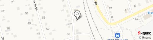 АННА на карте Винзилей