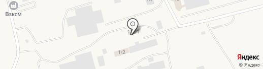 Тюменьнеруд на карте Винзилей