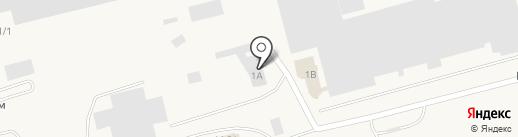 Винзилинский завод керамзитового гравия на карте Винзилей