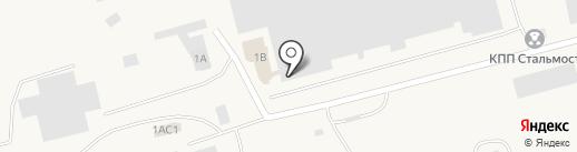 Тюменьстальмост им. тюменского комсомола на карте Винзилей