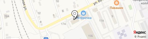 Банкомат, Запсибкомбанк, ПАО на карте Винзилей