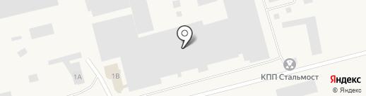 Тюменьстальмост на карте Винзилей