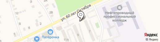 Оникс на карте Винзилей