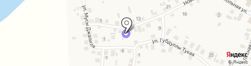 Мечеть на карте Андреевского