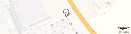 Инвест-силикат-стройсервис на карте Винзилей
