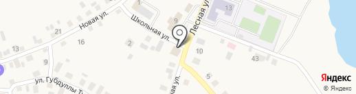 Администрация муниципального образования п. Андреевский на карте Андреевского