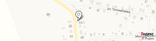 Сафари на карте Андреевского