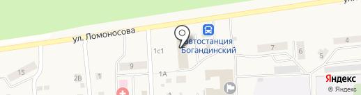 Фотосалон на карте Богандинского