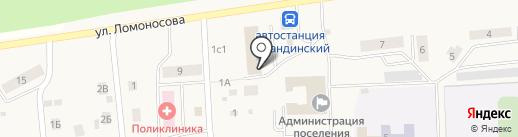 Монтажная компания на карте Богандинского