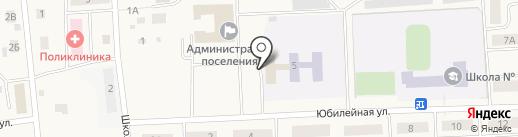 Март на карте Богандинского