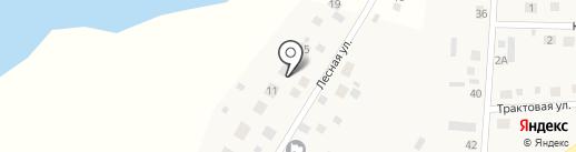 Мастерская художественной ковки и столярных изделий на карте Мальково