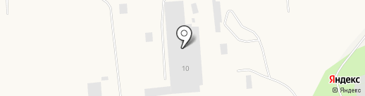 ТКСМ на карте Богандинского