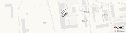 Никос на карте Богандинского