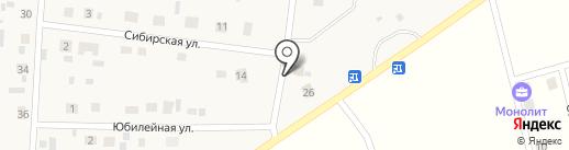 Банкомат, Запсибкомбанк, ПАО на карте Мальково