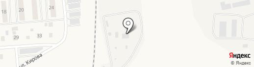 ТЮМЕНСКАЯ ГРУЗОВАЯ КОМПАНИЯ на карте Богандинского