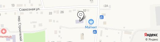 Мальковский культурно-досуговый центр на карте Мальково