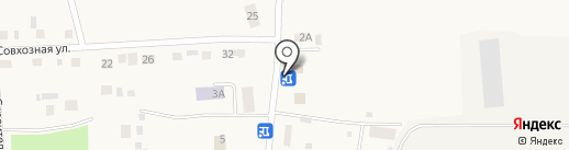 Банкомат, Сбербанк, ПАО на карте Мальково
