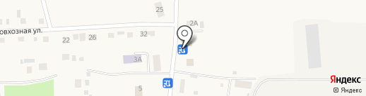 Дворик на карте Мальково
