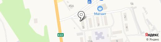 Фемида на карте Богандинского