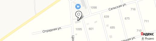СТО на карте Мальково