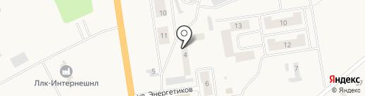 БРОКЕРЪ на карте Богандинского