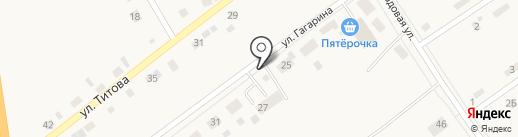 Фармация на карте Богандинского